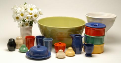Vintage Bauer Pottery
